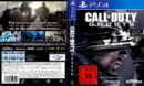 Call of Duty Ghosts (2013) V2 PS4 German Cover