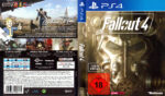 Fallout 4 (2015) V2 PS4 German Cover