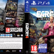 Far Cry 4 Limited Edition (2014) PS4 German Cover