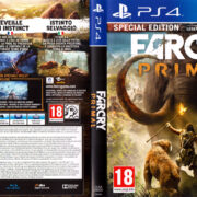 Far Cry Primal (2015) PS4 German Cover
