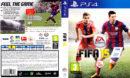 FiFA 15 (2014) PS4 Multi Cover