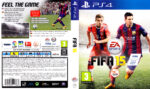 FiFA 15 (2014) PS4 Multi Cover