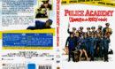 Police Academy - Dümmer als die Polizei erlaubt (1984) R2 German dvd Cover