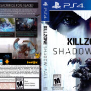 Killzone 4 Shadow Fall (2013) PS4 German Cover