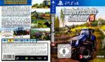 Landwirtschaftssimulator 15 (2015) PS4 German Cover