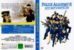 Police Academy 2 – Jetzt geht's erst richtig los (1985) R2 German Cover