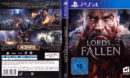 Lords of the Fallen (2014) PS4 German Cover