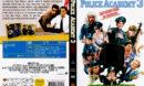 Police Academy 3 - ...und keiner kann sie bremsen (1986) R2 German Cover