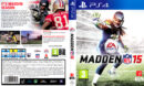 Madden NFL 2015 (2014) PS4 USA Cover