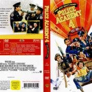 Police Academy 4 - Und jetzt geht's rund (1987) R2 German Cover