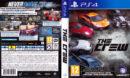 The Crew (2014) PS4 Multi Cover