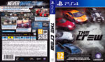 The Crew (2014) PS4 Multi Cover