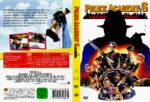 Police Academy 6 – Widerstand zwecklos (1989) R2 German Cover