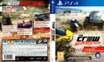 The Crew Wild Run Edition (2015) PS4 German Cover