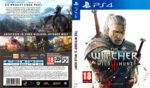 The Witcher 3 Wild Hunt (2015) PS4 German Cover