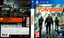 Tom Clancys The Division (2015) PS4 Multi Cover