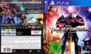 Transformers The Dark Spark (2014) PS4 German Cover