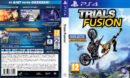 Trials Fusion (2014) PS4 German Cover