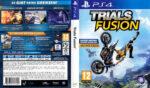 Trials Fusion (2014) PS4 German Cover