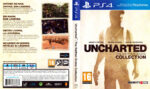Uncharted The Nathan Drake Collection (2015) PS4 German Cover