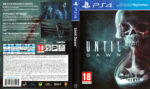 Until Dawn (2015) V2 PS4 German Cover