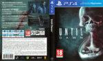 Until Dawn (2015) V2 PS4 German Cover