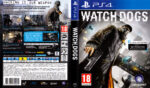 Watch Dogs (2014) PS4 German Cover