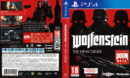 Wolfenstein The New Order (2014) PS4 German Cover
