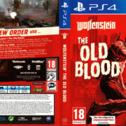 Wolfenstein The Old Blood (2015) PS4 German Cover