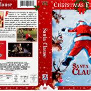Santa Clause – Eine schöne Bescherung (1994) R2 German Cover
