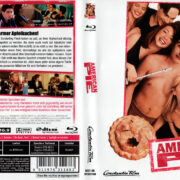 American Pie (1999) R2 German Blu-Ray Cover