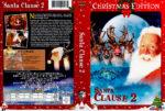 Santa Clause 2 – Eine noch schönere Bescherung (2002) R2 German Cover