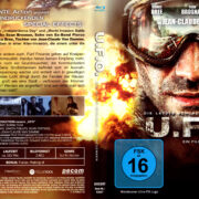U.F.O. (2014) R2 Blu-Ray German Cover
