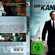 Der Kandidat (2016) R2 Blu-Ray German Cover