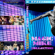 Magic Mike Collection (2012-2015) R1 Custom Covers