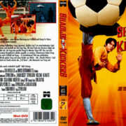 Shaolin Kickers (2001) R2 German Cover