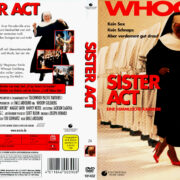 Sister Act – Eine himmlische Karriere (1992) R2 German Cover
