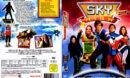 Sky High - Diese Highschool hebt ab! (2005) R2 German Cover