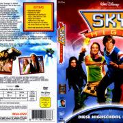 Sky High – Diese Highschool hebt ab! (2005) R2 German Cover