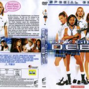 Spy Girls – D.E.B.S. (2004) R2 German Cover