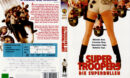Super Troopers - Die Superbullen (2001) R2 German Cover