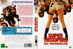 Super Troopers – Die Superbullen (2001) R2 German Cover