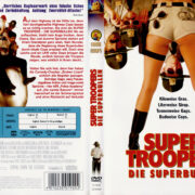 Super Troopers – Die Superbullen (2001) R2 German Cover