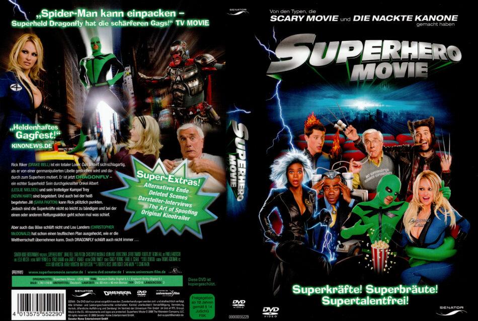 Superhero Movie German