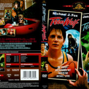 Teen Wolf: Double Feature (1985 & 1987) R2 German Cover