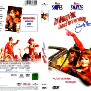 To Wong Foo, thanks for Everything, Julie Newmar (1995) R2 German Cover