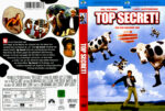 Top Secret (1984) R2 German Cover