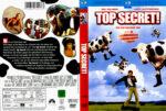 Top Secret (1984) R2 German Cover