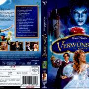 Verwünscht (2007) R2 German Cover