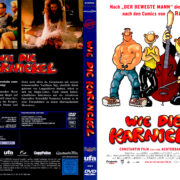 Wie die Karnickel (2002) R2 German Cover
